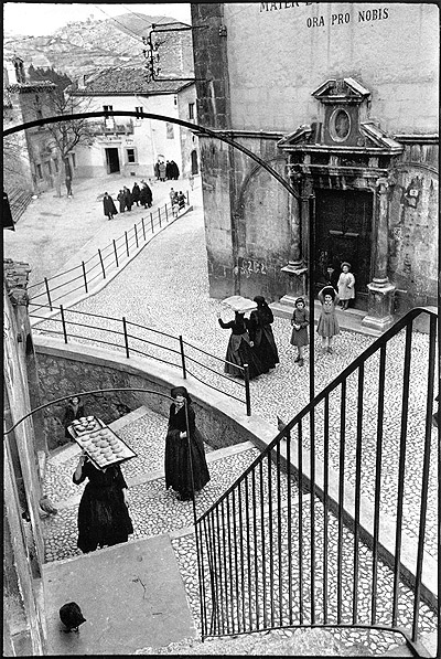 Art_Henri Cartier-Bresson - Aquila degl