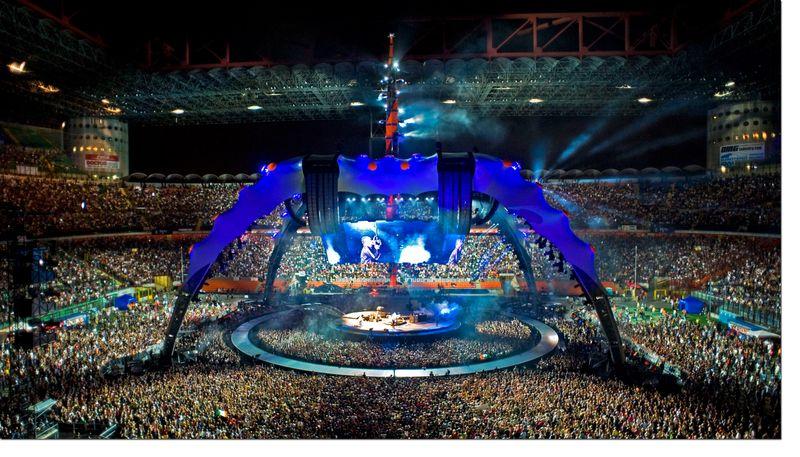 U2_360_STAGE_MILANO