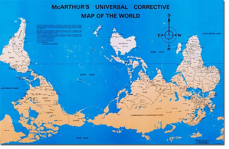 McARTHUR'S_CORRECTIVE_MAP