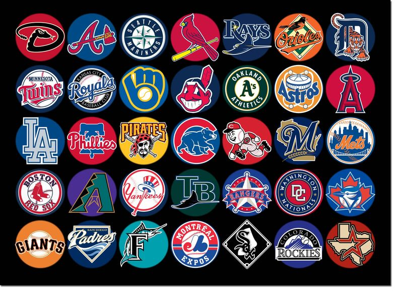 Baseball Team Logo Designs - \ Household Name Blog ///