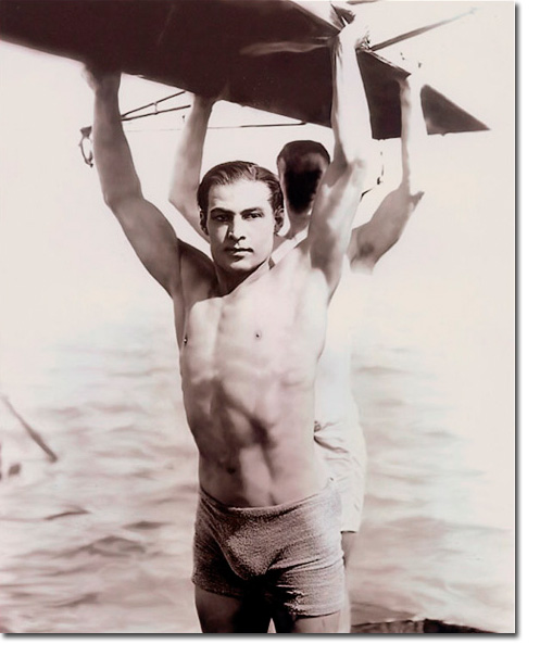 With movies rudolph valentino nude apologise, but