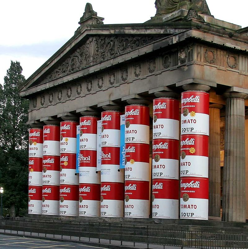 Warhol Royal Scottish Academy
