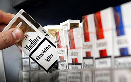 UK cigarette health warning