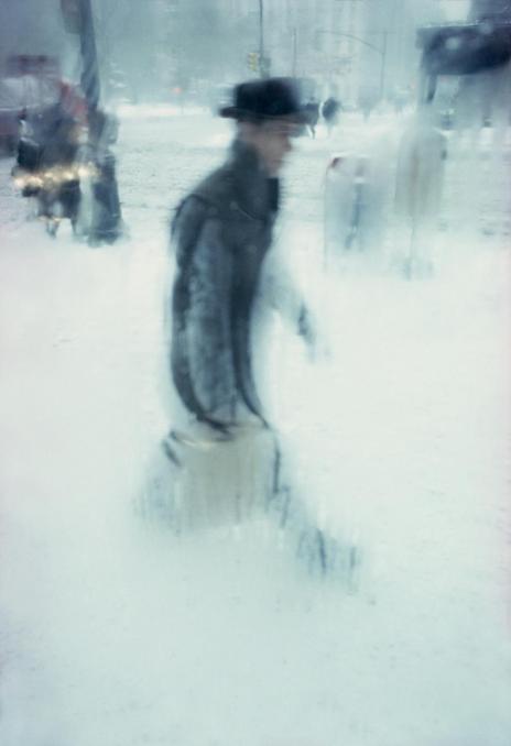 Saul_Lieter_snow