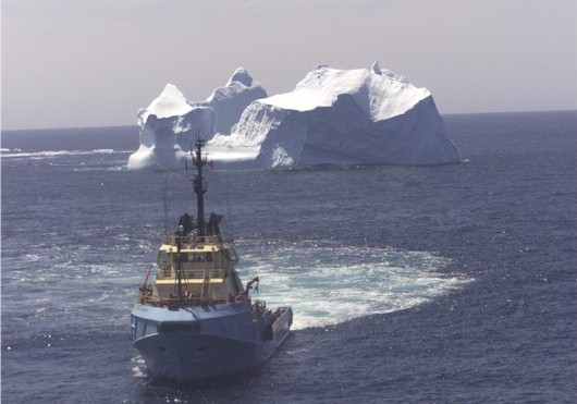 Towing Icebergs